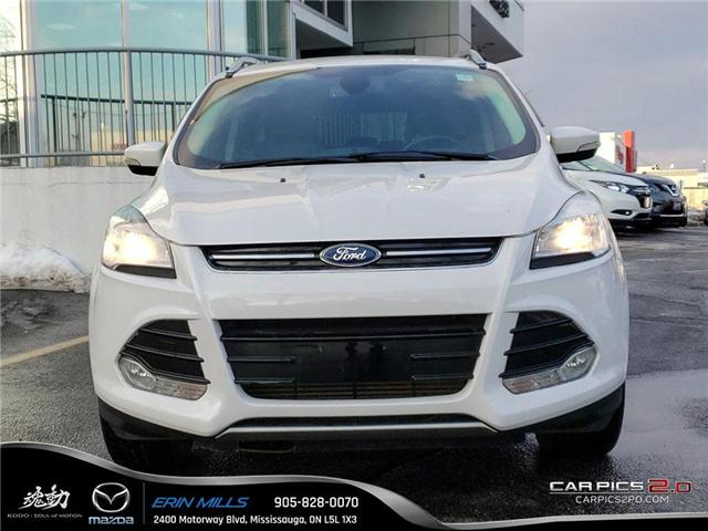 2014 Ford Escape Titanium (Stk: 19-0083A) in Mississauga - Image 2 of 23