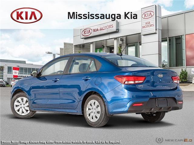 2019 Kia Rio LX+ (Stk: RI19008) in Mississauga - Image 4 of 24