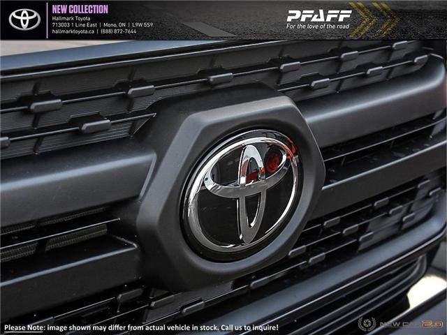 2019 Toyota RAV4 AWD Trail (Stk: H19286) in Orangeville - Image 9 of 24