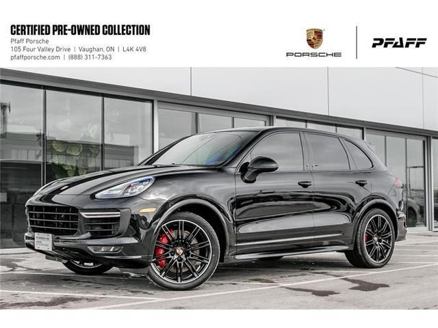 2016 Porsche Cayenne GTS w/ Tip (Stk: U7694) in Vaughan - Image 1 of 22
