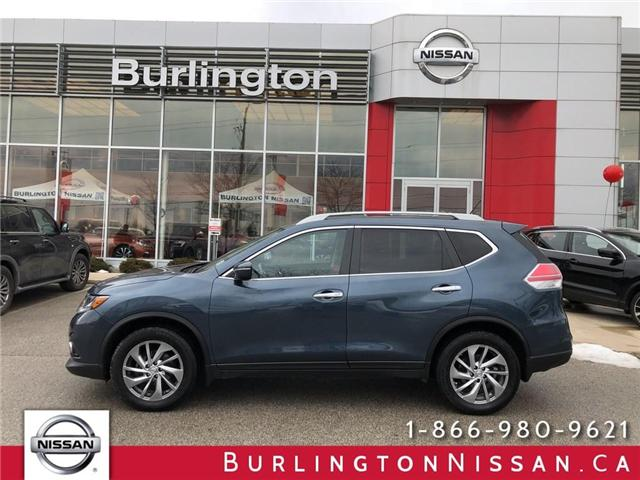 2014 Nissan Rogue  (Stk: A6654) in Burlington - Image 1 of 22