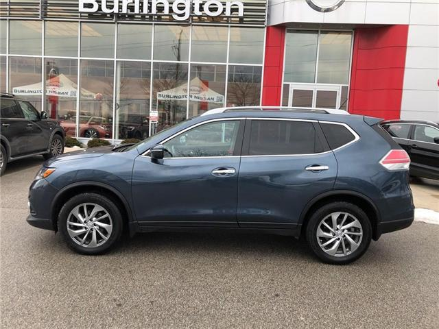 2014 Nissan Rogue  (Stk: A6654) in Burlington - Image 2 of 22