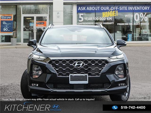 2019 Hyundai Santa Fe Luxury (Stk: 58572) in Kitchener - Image 2 of 23