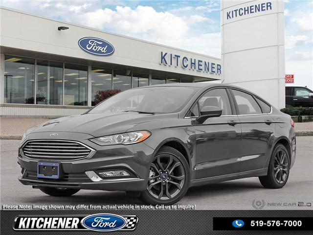 2018 Ford Fusion SE (Stk: 8N10080) in Kitchener - Image 1 of 23