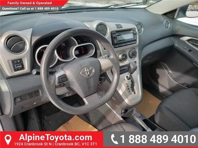 2014 Toyota Matrix Base (Stk: X040883A) in Cranbrook - Image 8 of 16