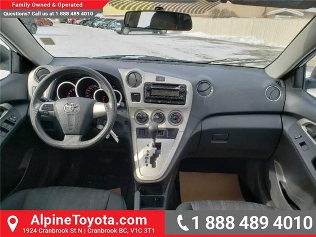 2014 Toyota Matrix Base (Stk: X040883A) in Cranbrook - Image 9 of 16