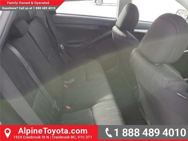 2014 Toyota Matrix Base (Stk: X040883A) in Cranbrook - Image 14 of 16