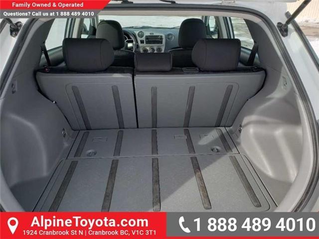 2014 Toyota Matrix Base (Stk: X040883A) in Cranbrook - Image 15 of 16