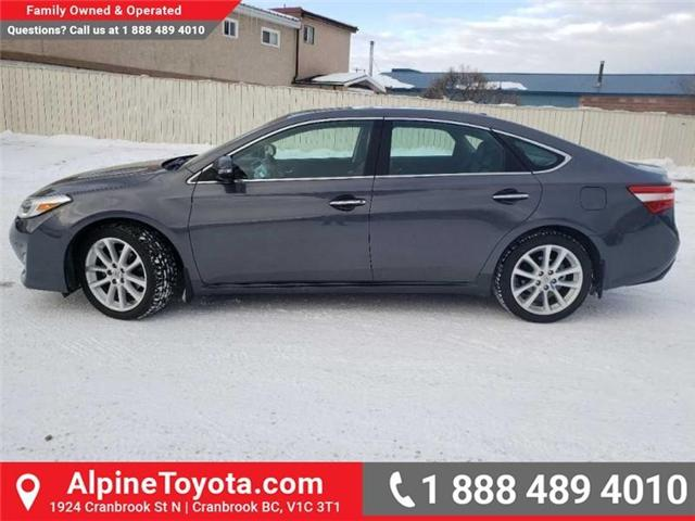 2014 Toyota Avalon XLE (Stk: W007718A) in Cranbrook - Image 2 of 17