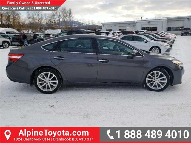 2014 Toyota Avalon XLE (Stk: W007718A) in Cranbrook - Image 6 of 17
