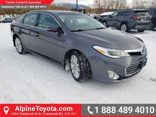 2014 Toyota Avalon XLE (Stk: W007718A) in Cranbrook - Image 7 of 17