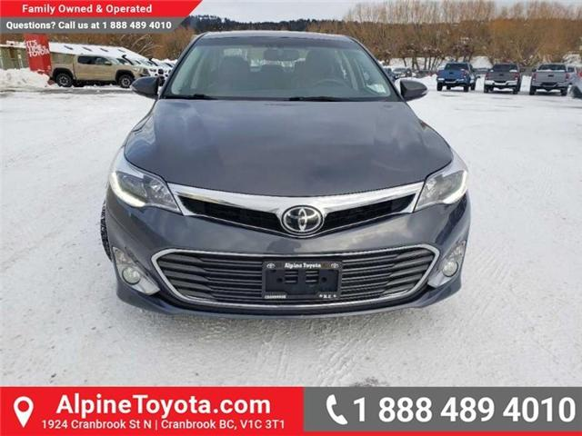 2014 Toyota Avalon XLE (Stk: W007718A) in Cranbrook - Image 8 of 17