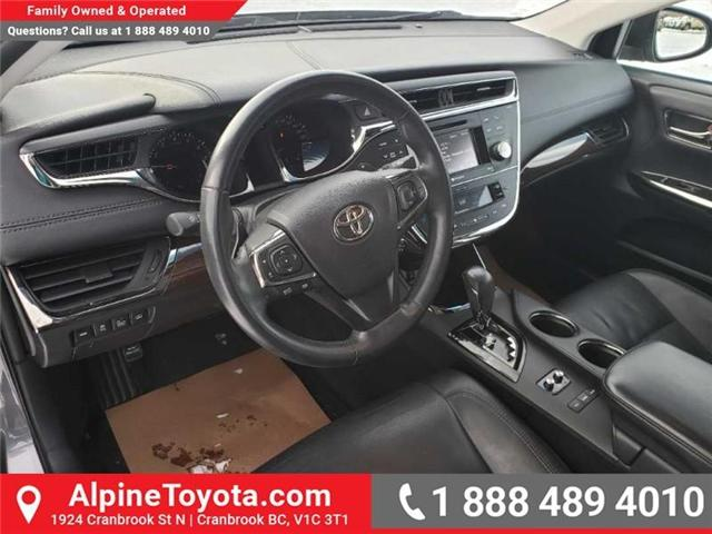 2014 Toyota Avalon XLE (Stk: W007718A) in Cranbrook - Image 9 of 17