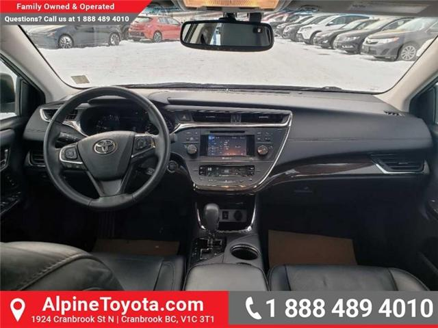 2014 Toyota Avalon XLE (Stk: W007718A) in Cranbrook - Image 10 of 17