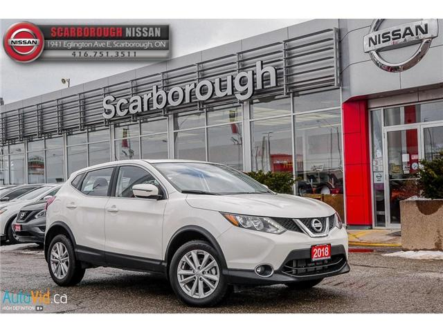 2018 Nissan Qashqai  (Stk: D18006) in Scarborough - Image 1 of 26