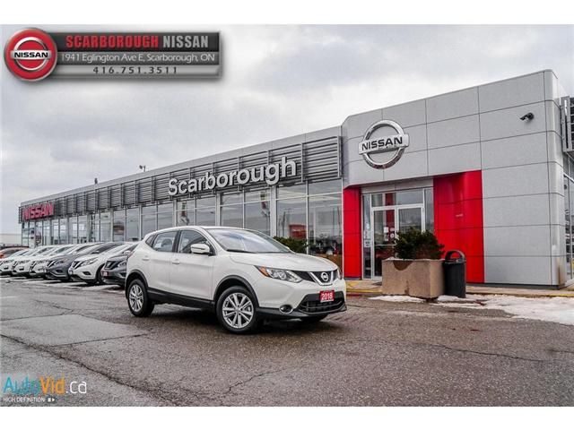 2018 Nissan Qashqai  (Stk: D18006) in Scarborough - Image 2 of 26