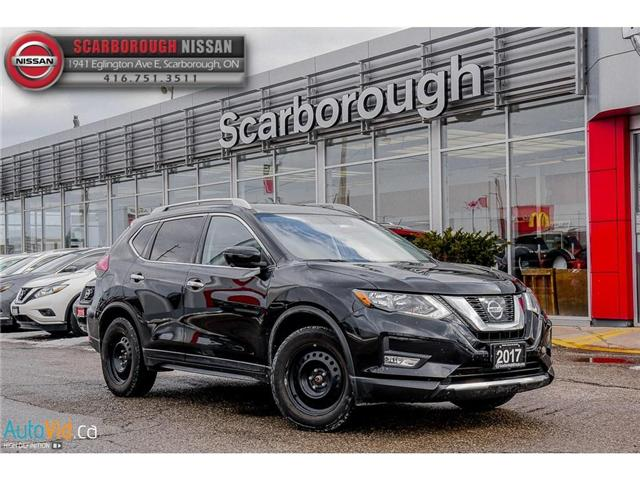 2017 Nissan Rogue  (Stk: L18012B) in Scarborough - Image 1 of 23