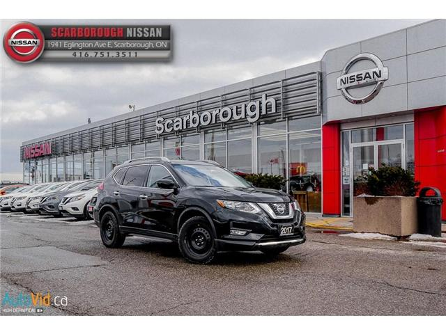 2017 Nissan Rogue  (Stk: L18012B) in Scarborough - Image 2 of 23