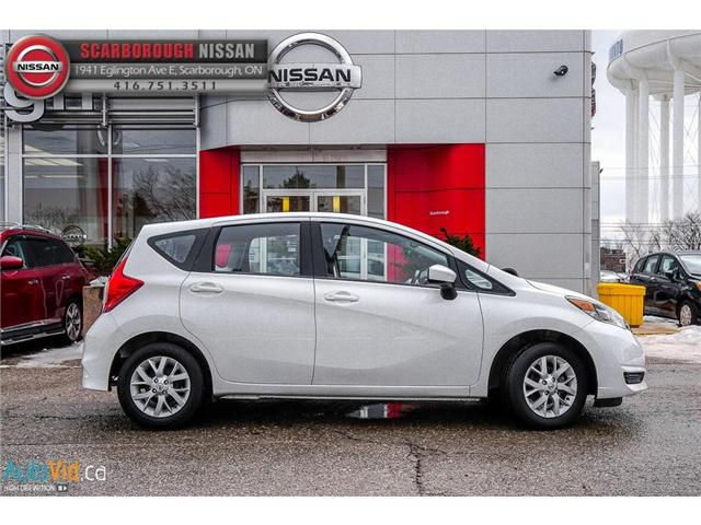 2018 Nissan Versa Note 1.6 SV (Stk: P7688) in Scarborough - Image 3 of 25