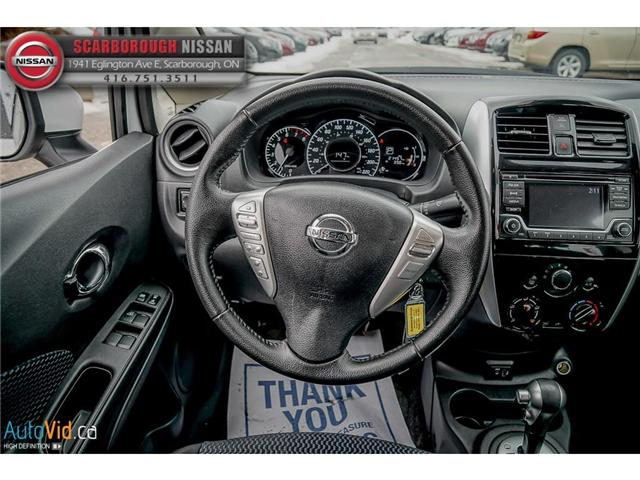 2018 Nissan Versa Note 1.6 SV (Stk: P7688) in Scarborough - Image 19 of 25