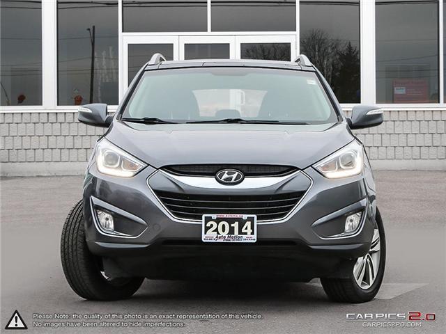 2014 Hyundai Tucson GLS (Stk: 181240) in Chatham - Image 2 of 27