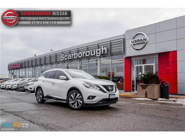 2018 Nissan Murano  (Stk: L18005) in Scarborough - Image 2 of 25