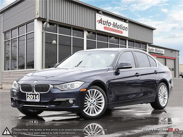 2014 BMW 328i xDrive (Stk: 1946) in Chatham - Image 1 of 27