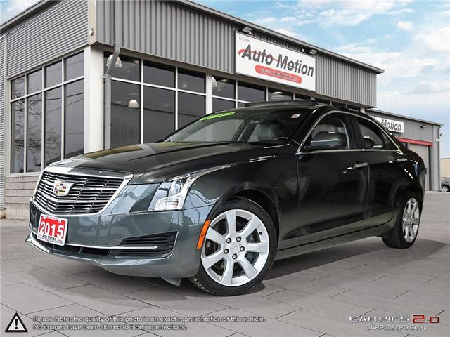 2015 Cadillac ATS 2.0L Turbo (Stk: 1930) in Chatham - Image 1 of 27