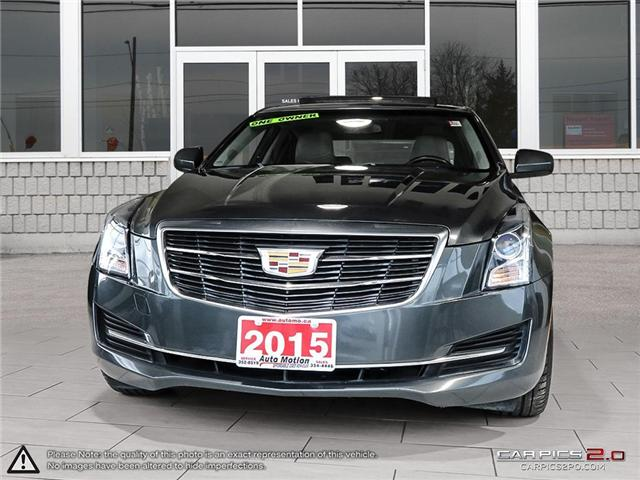2015 Cadillac ATS 2.0L Turbo (Stk: 1930) in Chatham - Image 2 of 27