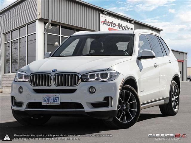 2015 BMW X5 xDrive35i (Stk: 18412) in Chatham - Image 1 of 26