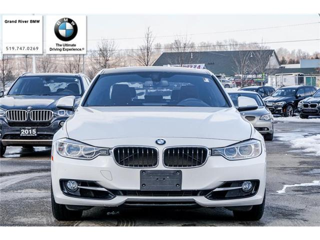 2013 BMW 328i xDrive (Stk: PW4636A) in Kitchener - Image 2 of 22