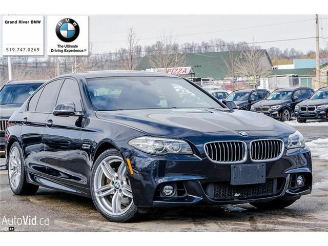 2015 BMW 535d xDrive (Stk: PW4735) in Kitchener - Image 1 of 22