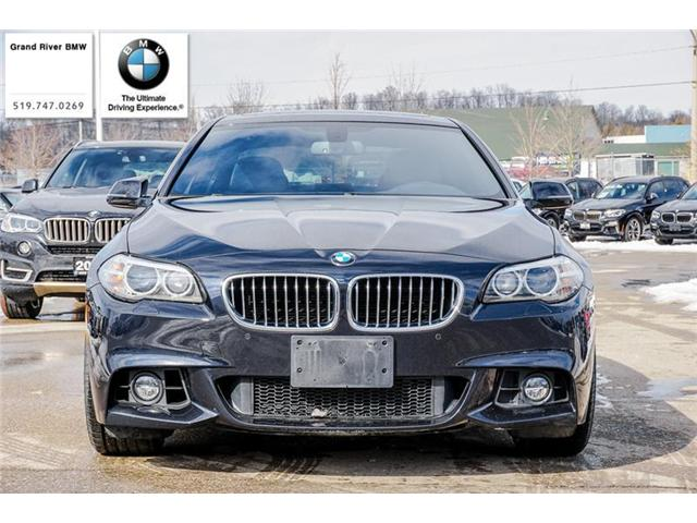 2015 BMW 535d xDrive (Stk: PW4735) in Kitchener - Image 2 of 22