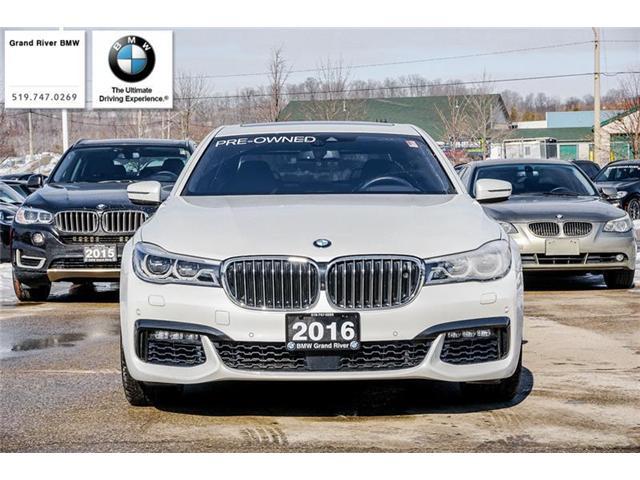2016 BMW 750 Li xDrive (Stk: PW4737) in Kitchener - Image 2 of 22