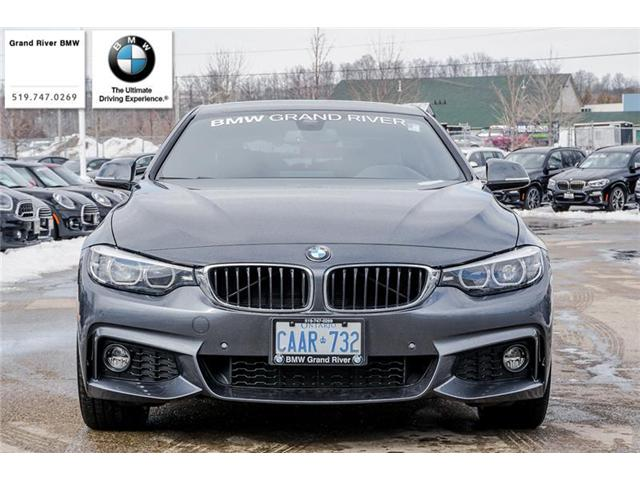 2019 BMW 430i xDrive (Stk: T40703) in Kitchener - Image 2 of 22