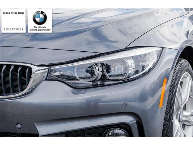 2019 BMW 430i xDrive (Stk: T40703) in Kitchener - Image 9 of 22