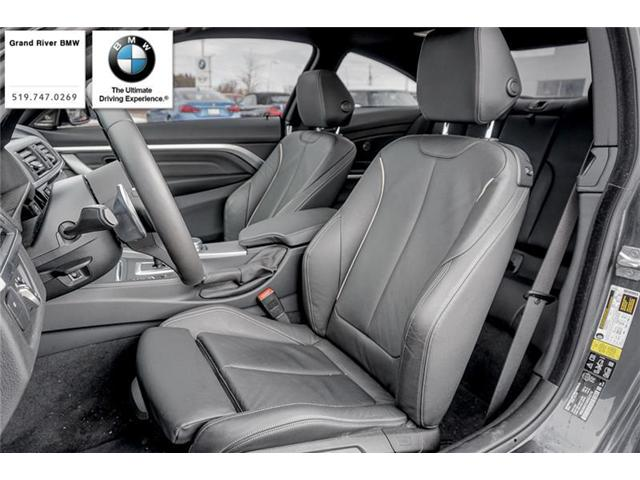 2019 BMW 430i xDrive (Stk: T40703) in Kitchener - Image 11 of 22