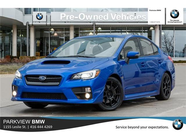 2016 Subaru WRX Base (Stk: 301937A) in Toronto - Image 1 of 21