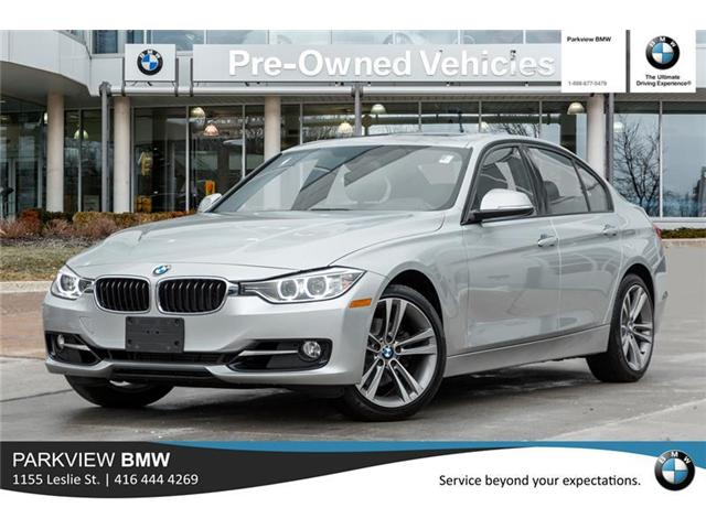 2013 BMW 328i xDrive (Stk: PP8304A) in Toronto - Image 1 of 21