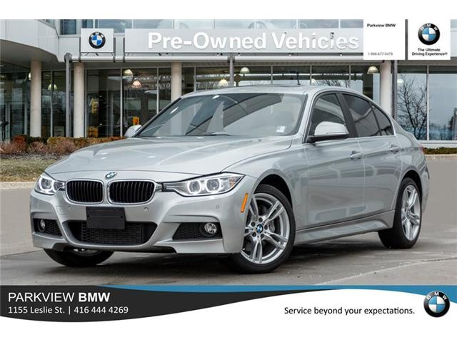 2015 BMW 335i xDrive (Stk: PP8323A) in Toronto - Image 1 of 21