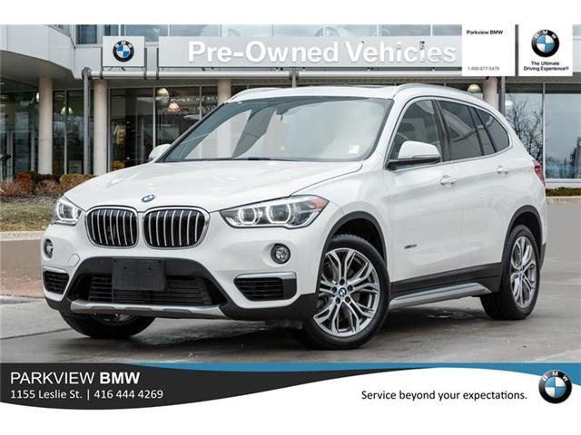 2016 BMW X1 xDrive28i (Stk: PP8367) in Toronto - Image 1 of 21