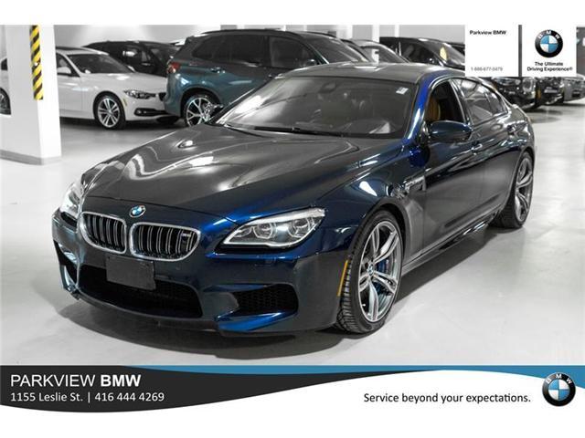 2016 BMW M6 Gran Coupe Base (Stk: PP8375) in Toronto - Image 1 of 22