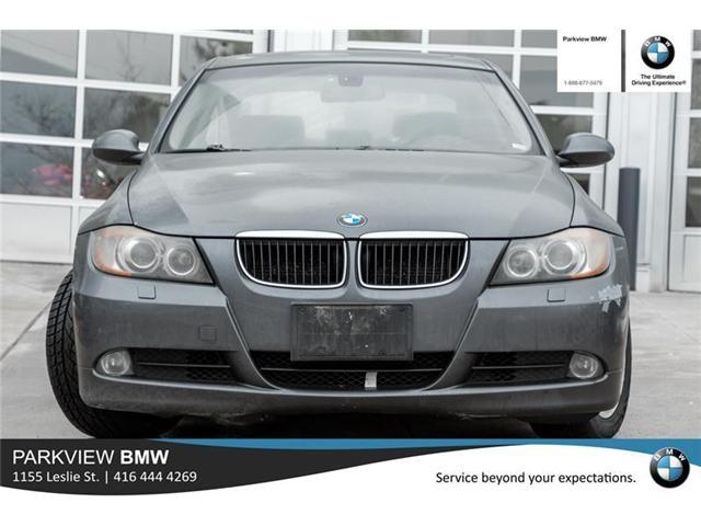 2006 BMW 325 xi (Stk: T301928B) in Toronto - Image 2 of 18