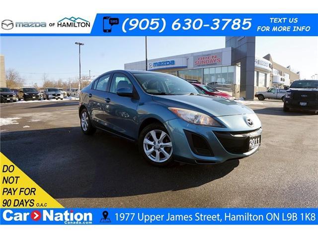 2011 Mazda Mazda3 GX (Stk: HN1876A) in Hamilton - Image 1 of 30