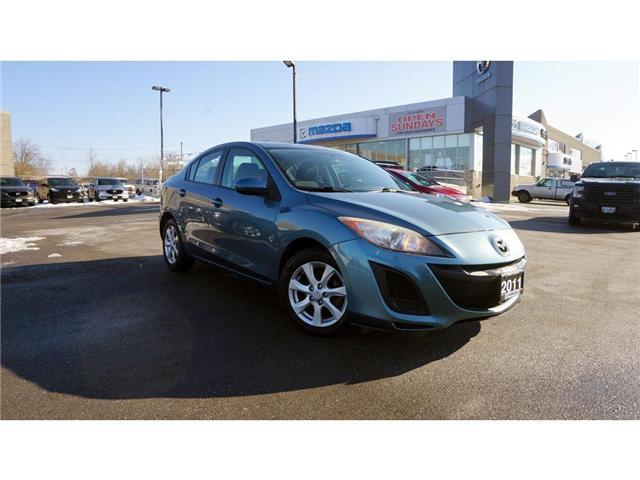 2011 Mazda Mazda3 GX (Stk: HN1876A) in Hamilton - Image 2 of 30