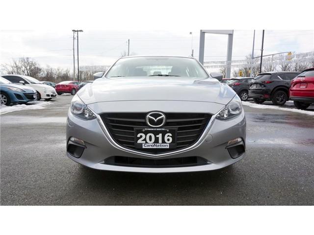2016 Mazda Mazda3 GS (Stk: HU703A) in Hamilton - Image 3 of 30