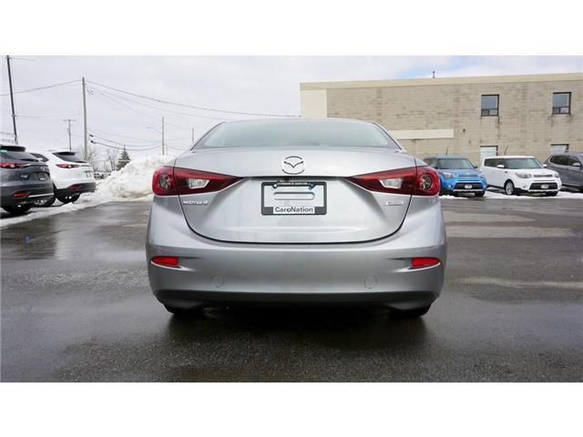 2016 Mazda Mazda3 GS (Stk: HU703A) in Hamilton - Image 7 of 30