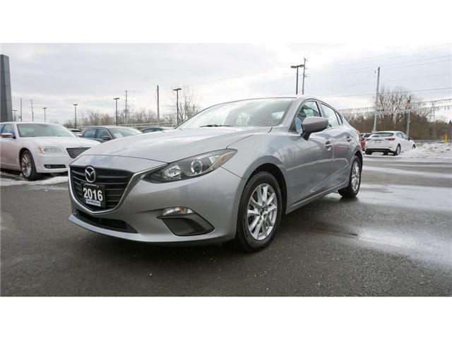 2016 Mazda Mazda3 GS (Stk: HU703A) in Hamilton - Image 10 of 30