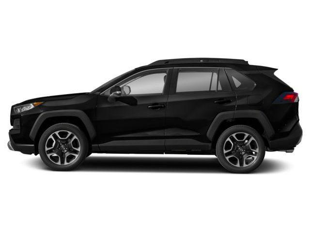 2019 Toyota RAV4 Trail (Stk: D191013) in Mississauga - Image 2 of 9