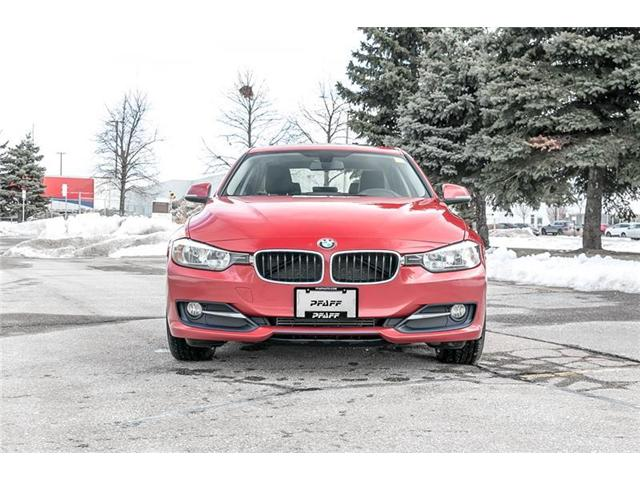 2015 BMW 320i xDrive (Stk: 21296A) in Mississauga - Image 2 of 22